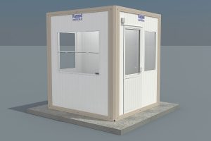 panel güvenlik kabini