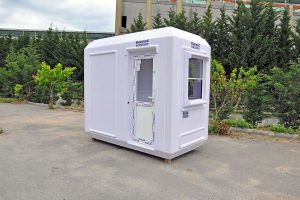 wc güvenlik kabini